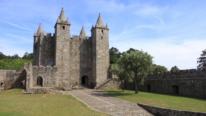 Castelo Santa Maria da Feira_Dogivasconcelos